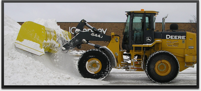 Snow Removal Wisconsin